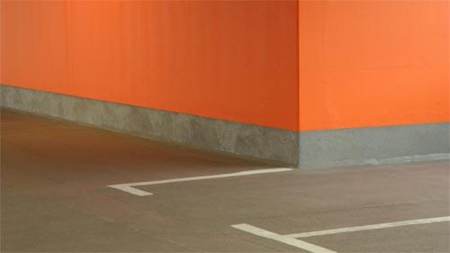 Parkhaus_Detail_Mauer
