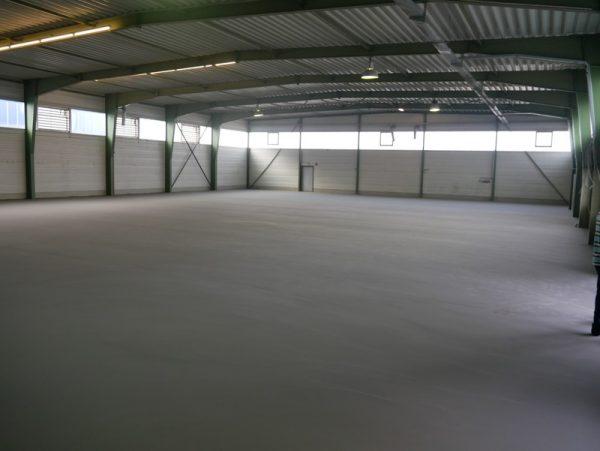 Industriehalle in Stockstadt
